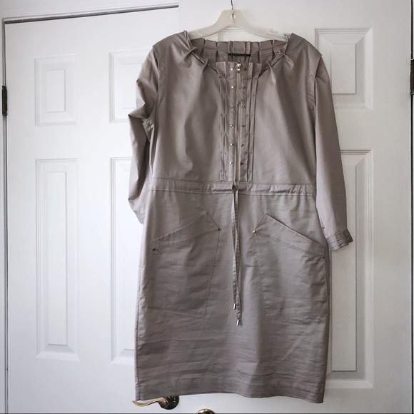 Elie Tahari Dresses & Skirts - Elie Tahari Dress - Lightly Worn/Removable Sleeves